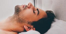 Atemaussetzer im Schlaf